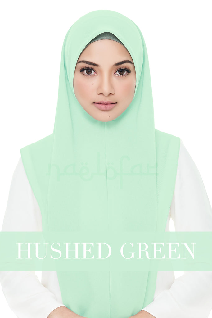 YASMINE - HUSHED GREEN