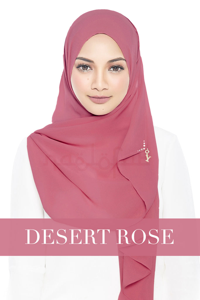 MISS CHARM - DESERT ROSE