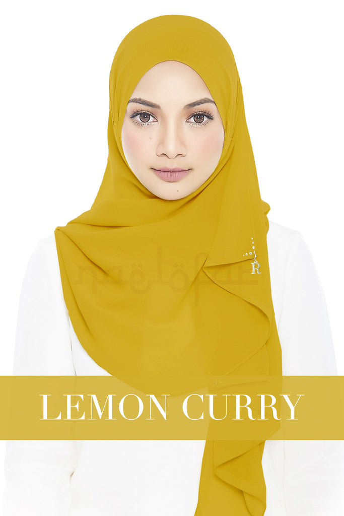 MISS CHARM - LEMON CURRY