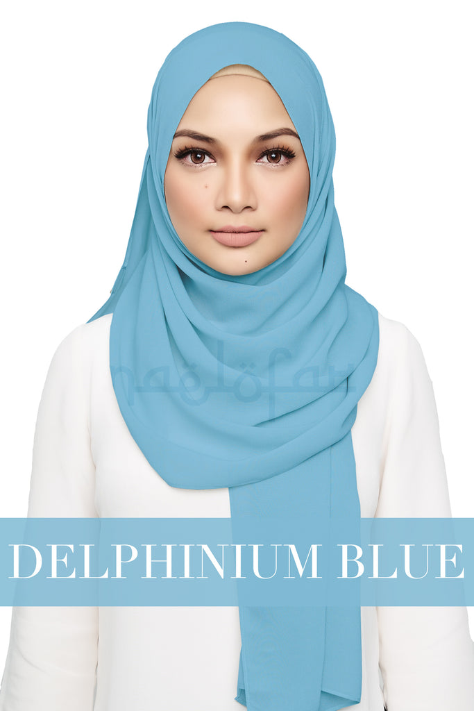 CRUSH - DELPHINIUM BLUE
