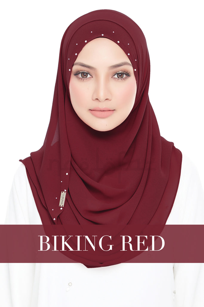 EVA - BIKING RED