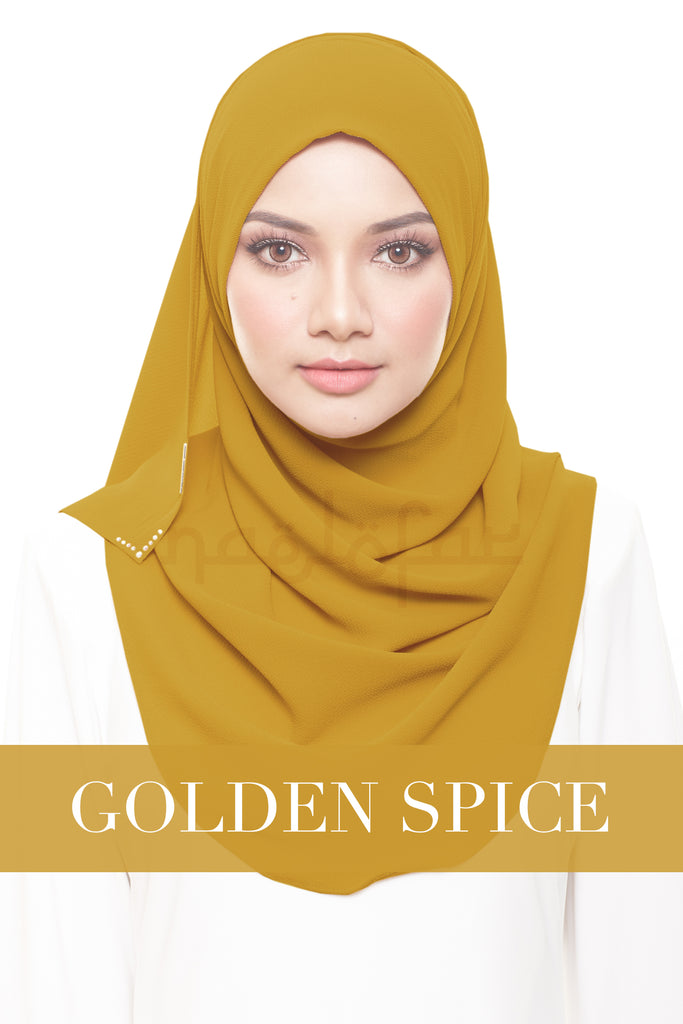 FOREVER YOUNG - GOLDEN SPICE
