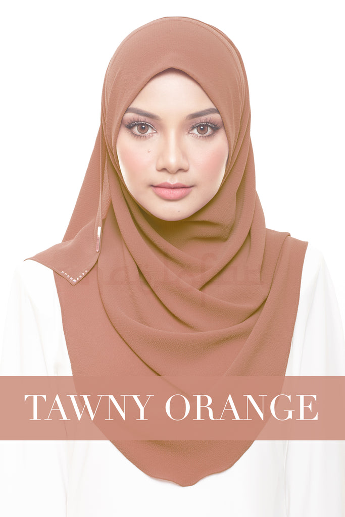 FOREVER YOUNG - TAWNY ORANGE