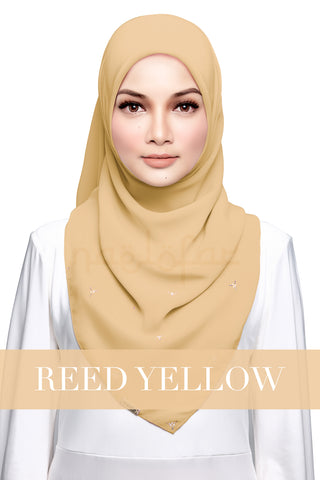 HAJAR - REED YELLOW