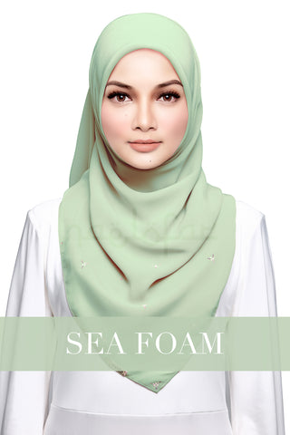 HAJAR - SEA FOAM
