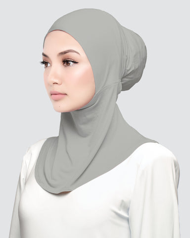 INNER NECK - LIGHT GREY BROWN