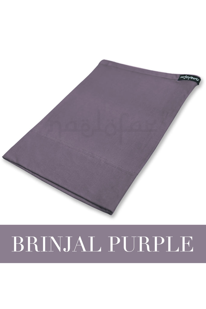 WARDA INNER - BRINJAL PURPLE