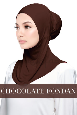 INNER NECK - CHOCOLATE FONDAN
