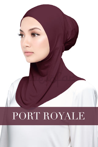INNER NECK - PORT ROYALE