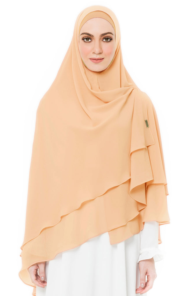 KHIMAR MARYAM - GOLDEN FLECEE