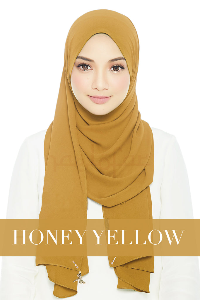 LADY LOFA - HONEY YELLOW