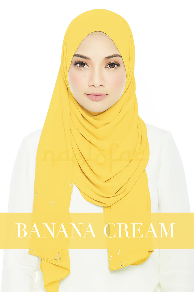 LADY LOFA LUXE - BANANA CREAM
