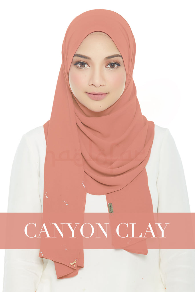 LADY LOFA LUXE - CANYON CLAY