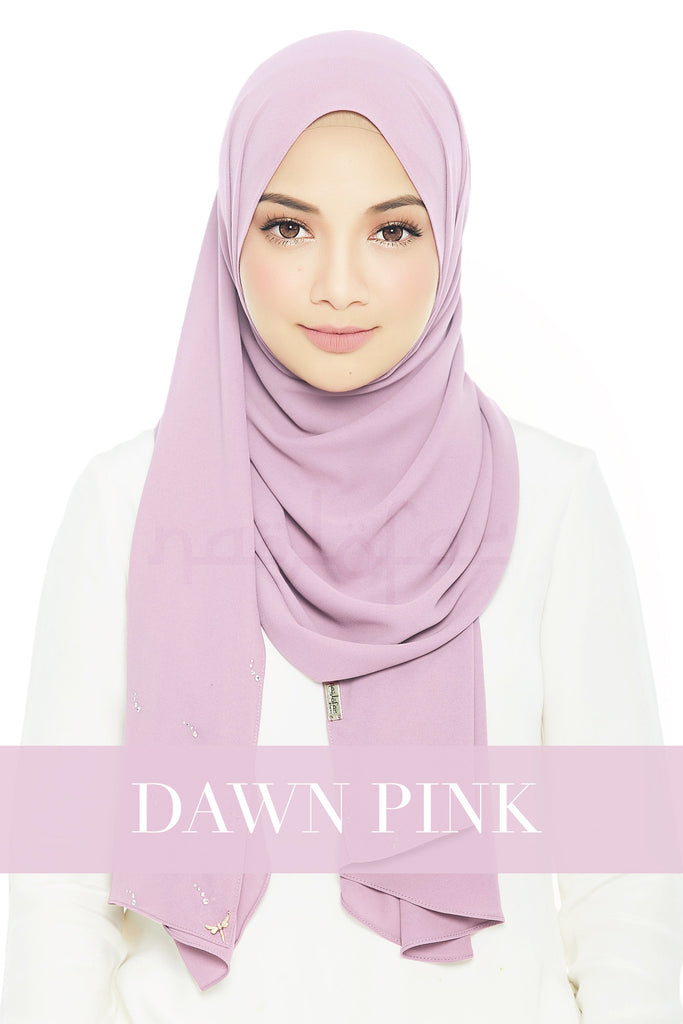 LADY LOFA LUXE - DAWN PINK