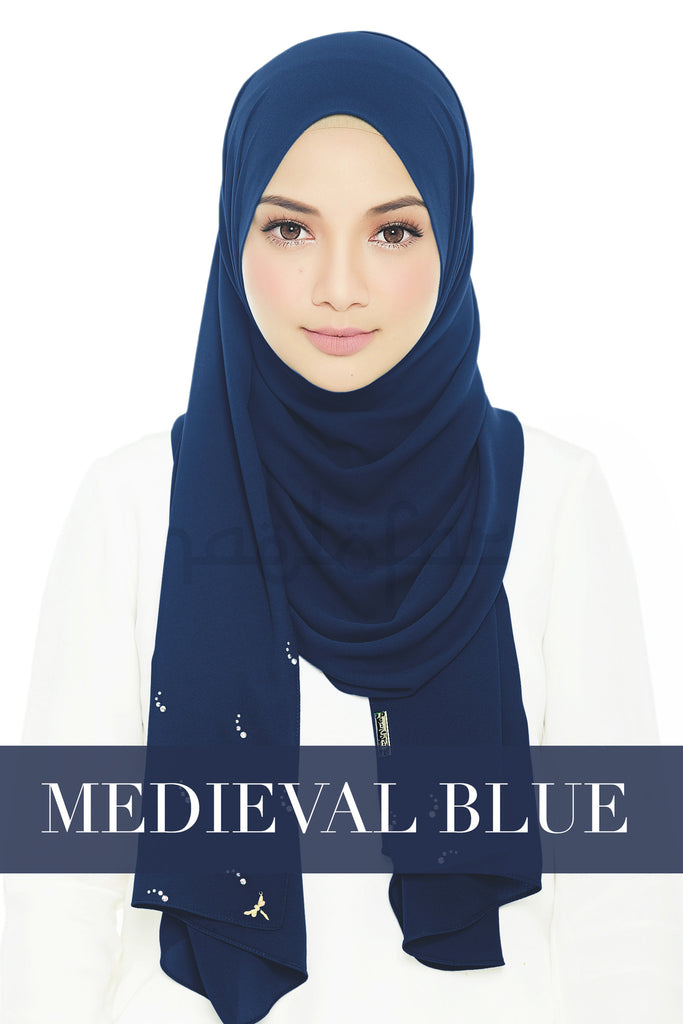 LADY LOFA LUXE - MEDIEVAL BLUE