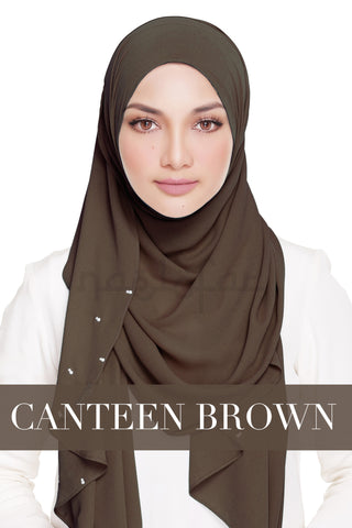 LADY WARDA - CANTEEN BROWN