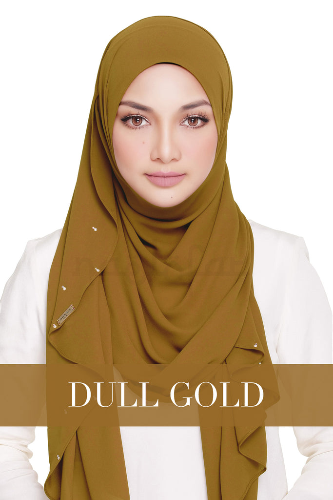 LADY WARDA - DULL GOLD