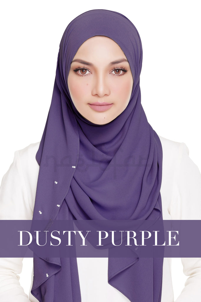 LADY WARDA - DUSTY PURPLE