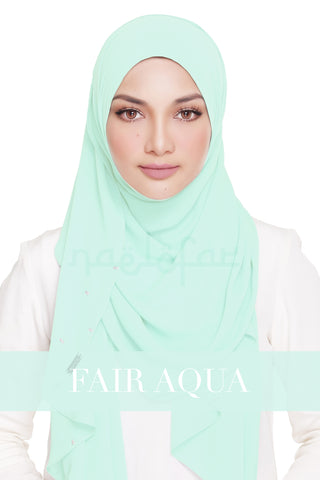 LADY WARDA - FAIR AQUA