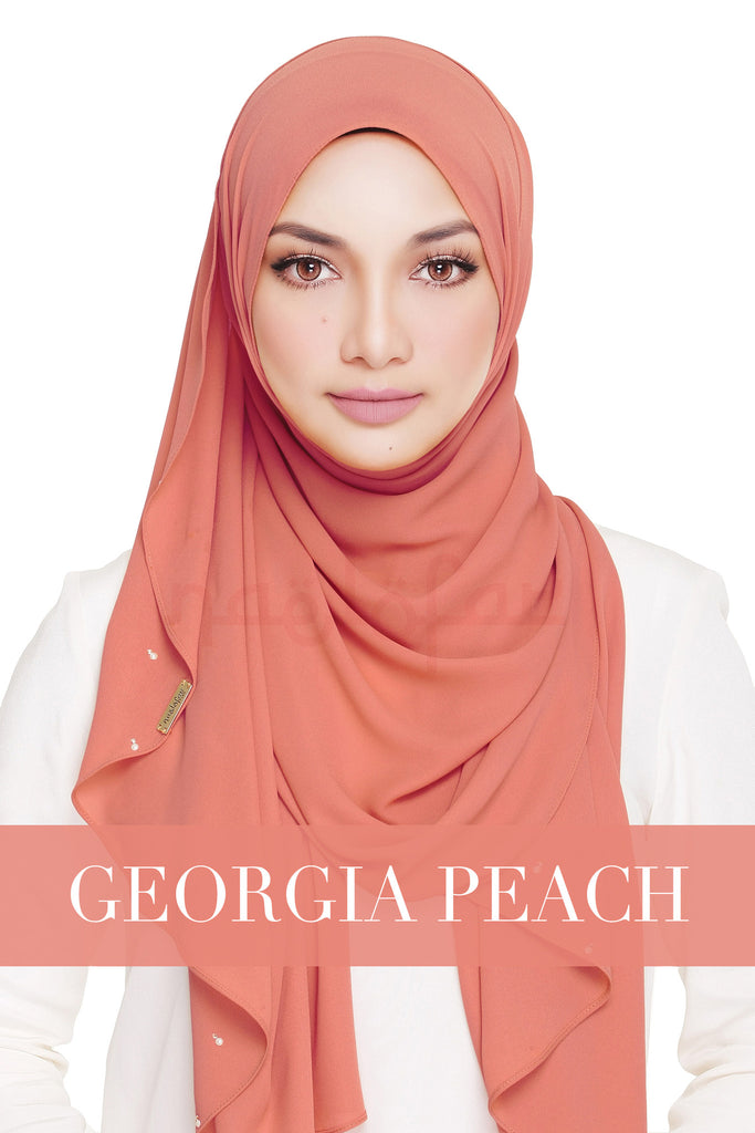 LADY WARDA - GEORGIA PEACH