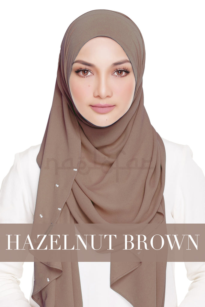 LADY WARDA - HAZELNUT BROWN