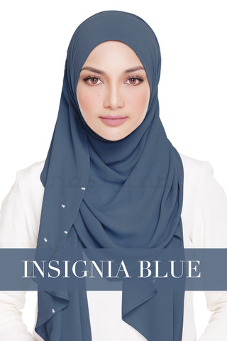 LADY WARDA - INSIGNIA BLUE