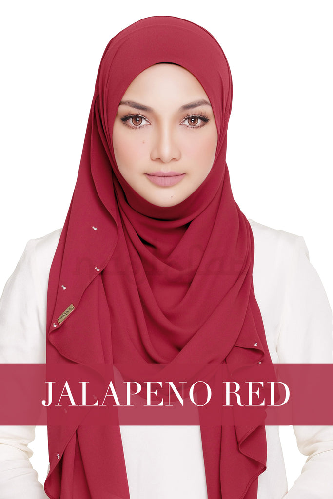 LADY WARDA - JALAPENO RED