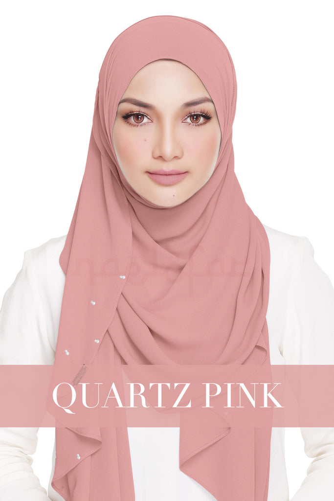 LADY WARDA - QUARTZ PINK
