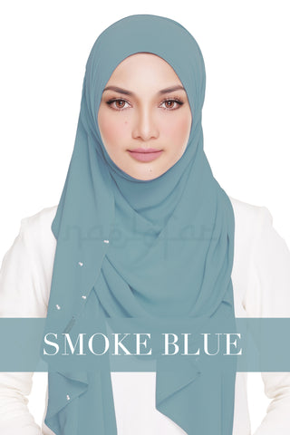 LADY WARDA - SMOKE BLUE