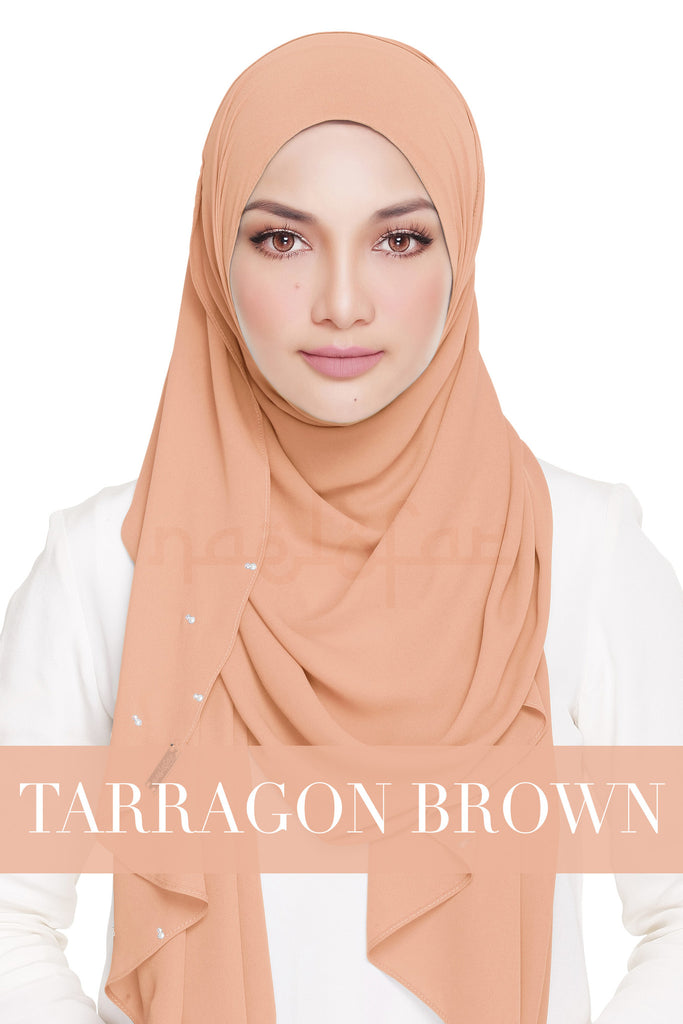 LADY WARDA - TARRAGON BROWN