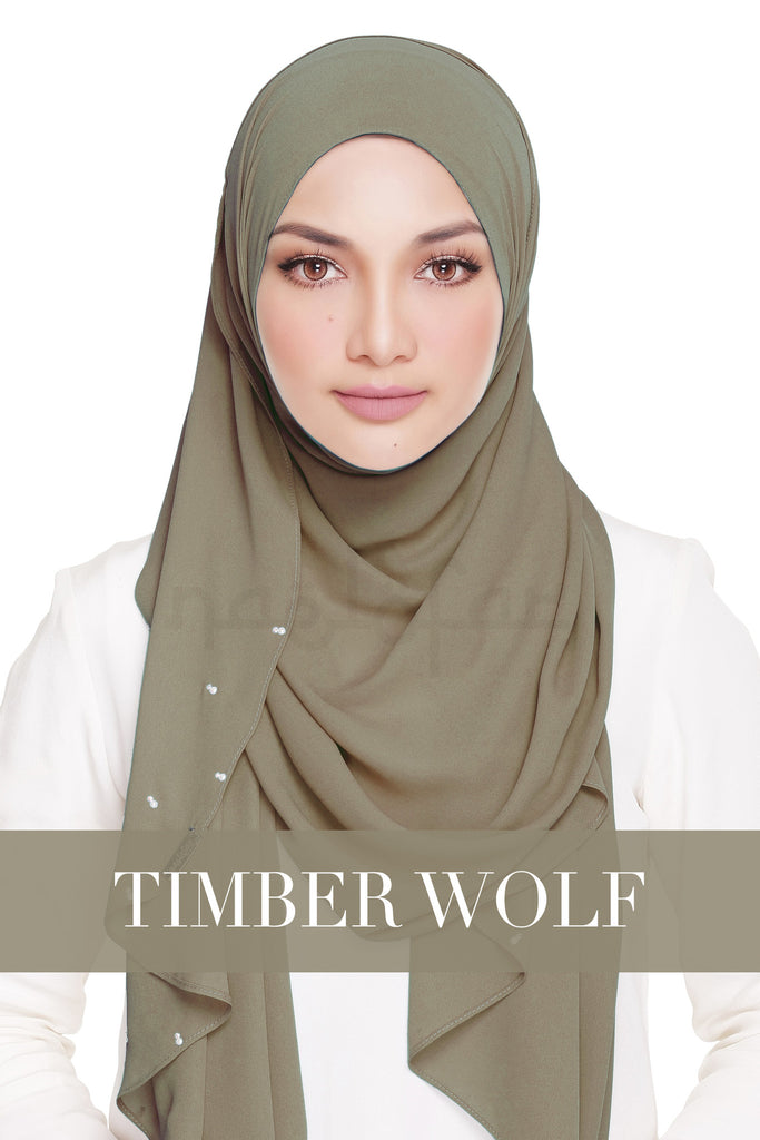LADY WARDA - TIMBER WOLF