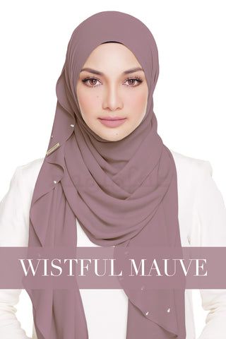 LADY WARDA - WISTFUL MAUVE