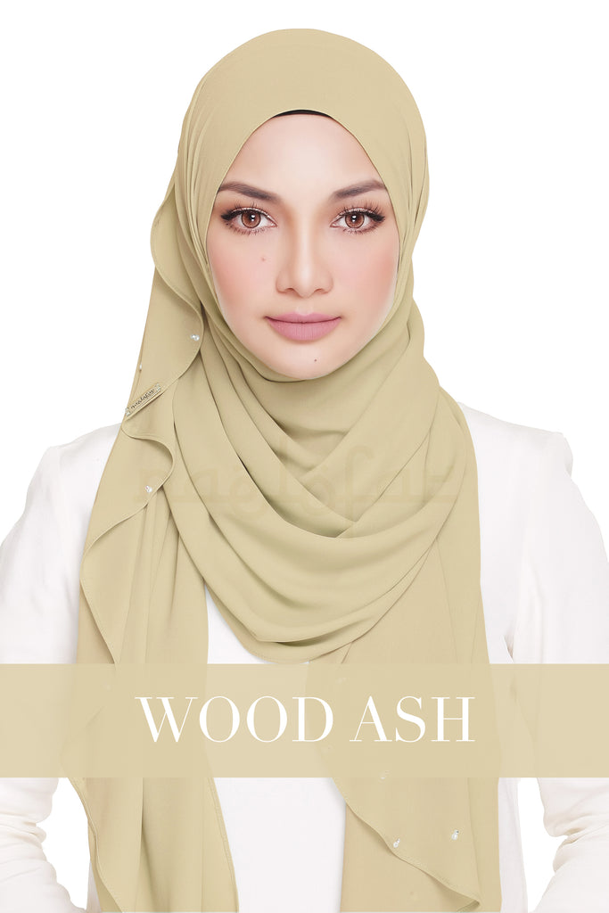 LADY WARDA - WOOD ASH