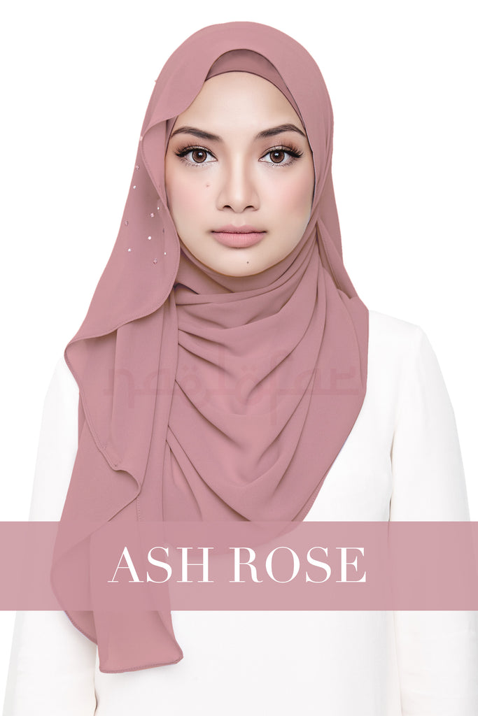 LATIFFA NEW EDITION - ASH ROSE