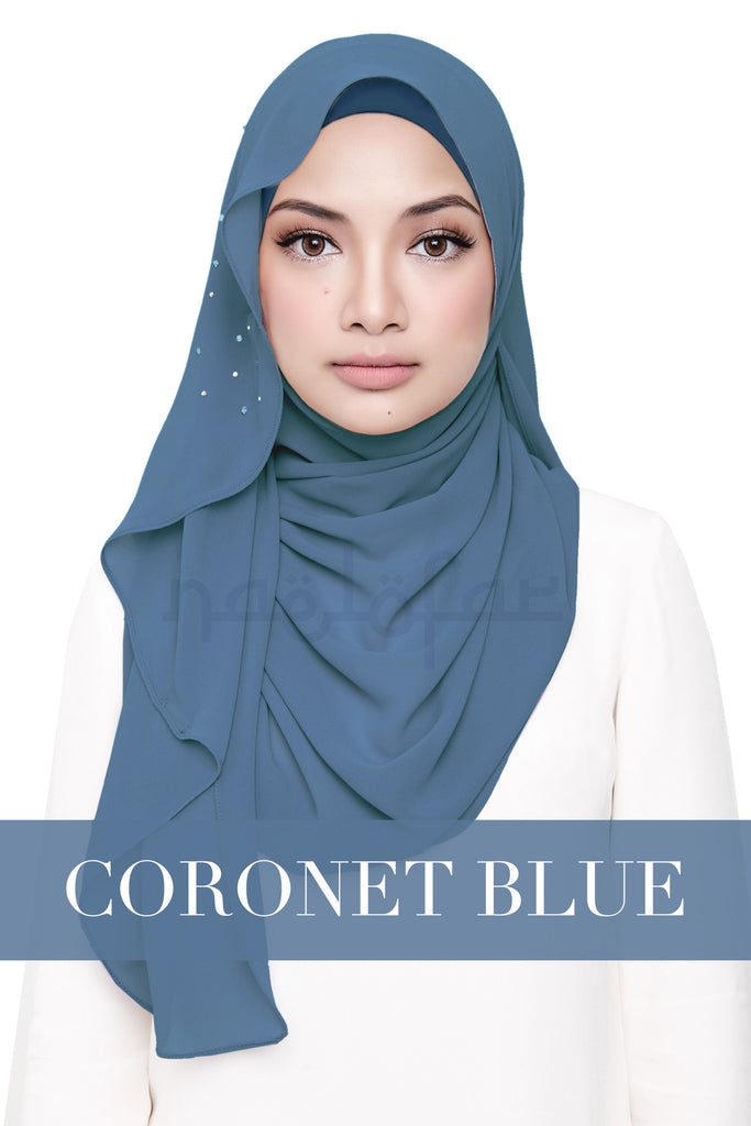 LATIFFA - CORONET BLUE