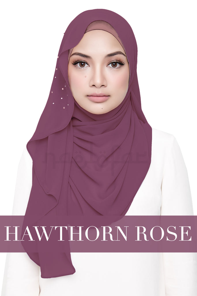 LATIFFA NEW EDITION - HAWTHORN ROSE