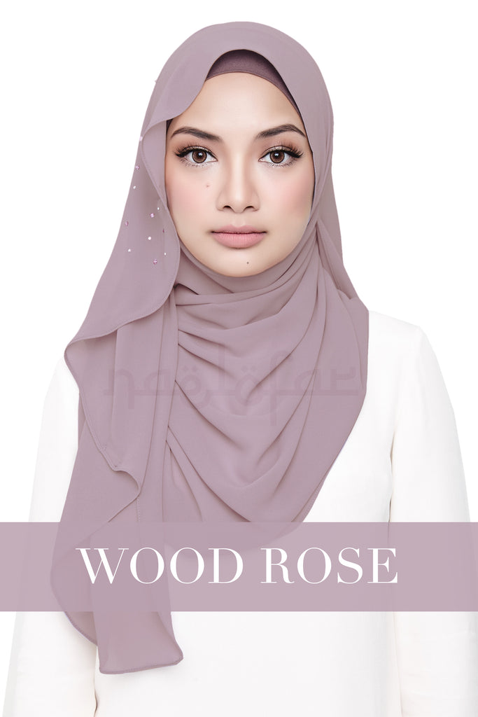 LATIFFA NEW EDITION - WOOD ROSE