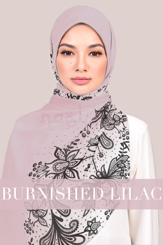LAURA - BURNISHED LILAC