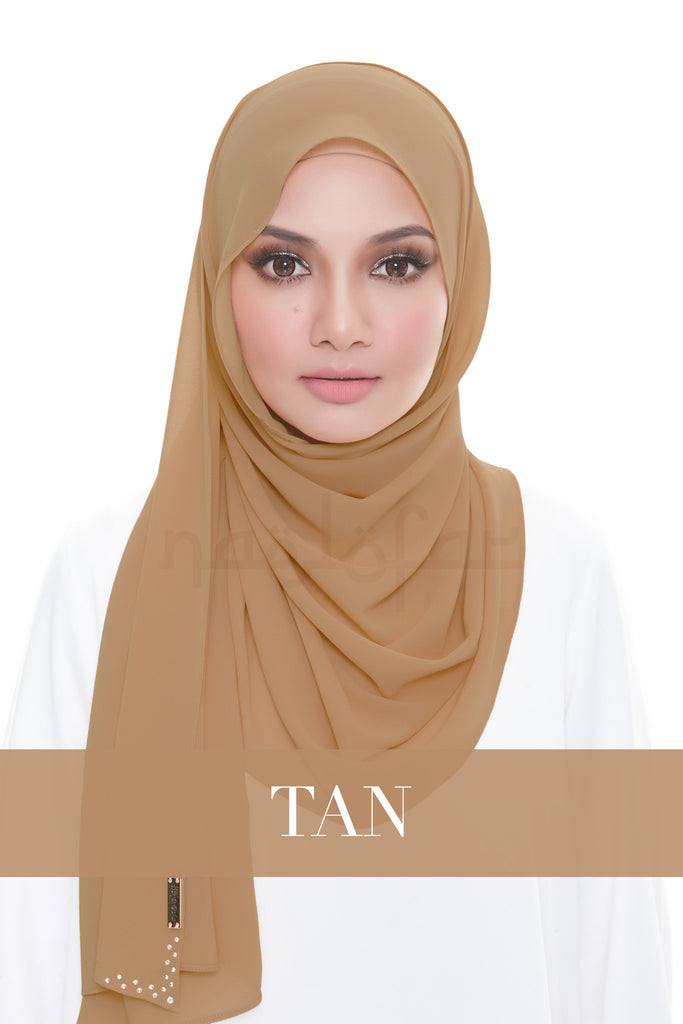 MISS LOFA PLAIN - TAN