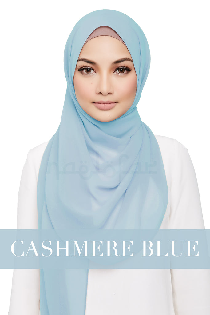 MY LOVE - CASHMERE BLUE