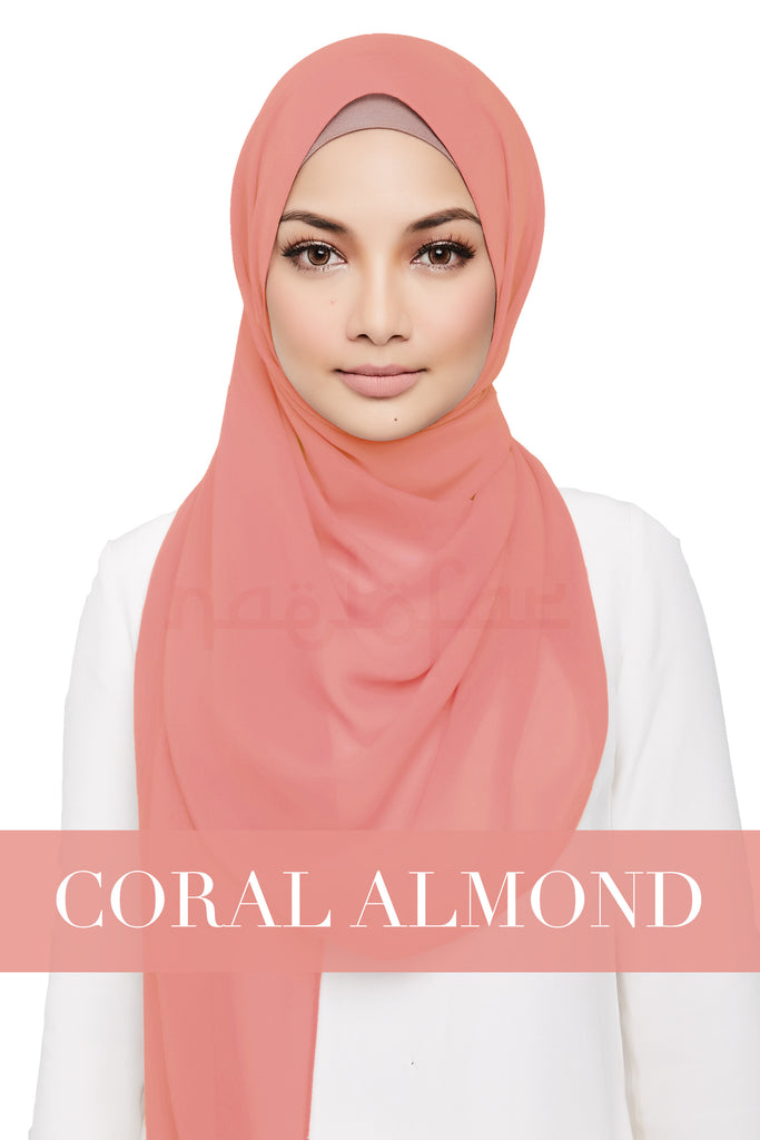 MY LOVE - CORAL ALMOND