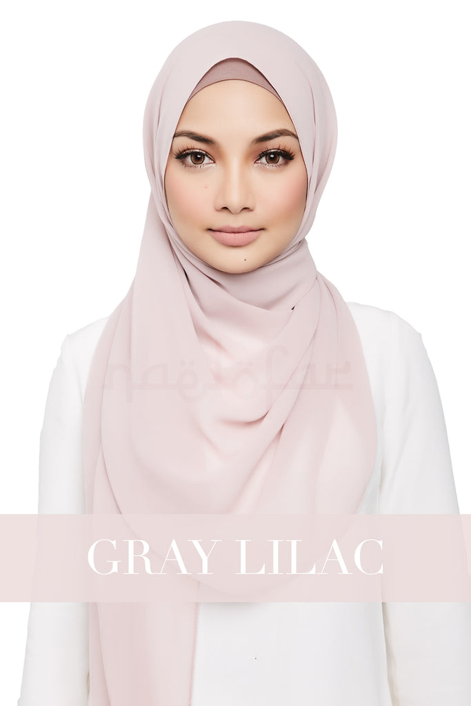 MY LOVE - GRAY LILAC