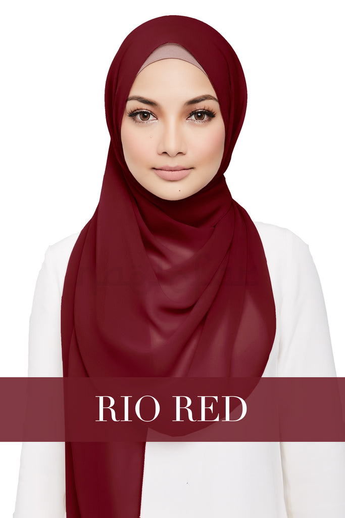 MY LOVE - RIO RED