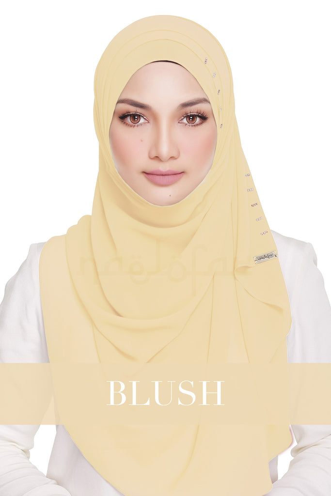 QUEEN WARDA - BLUSH