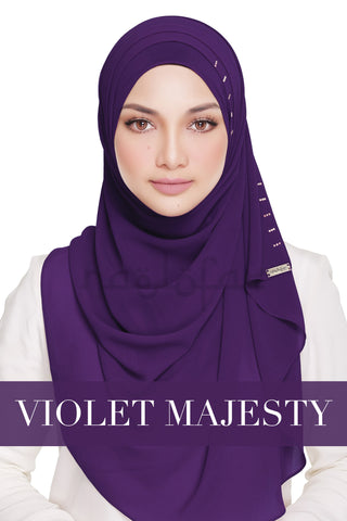 QUEEN WARDA - VIOLET MAJESTY