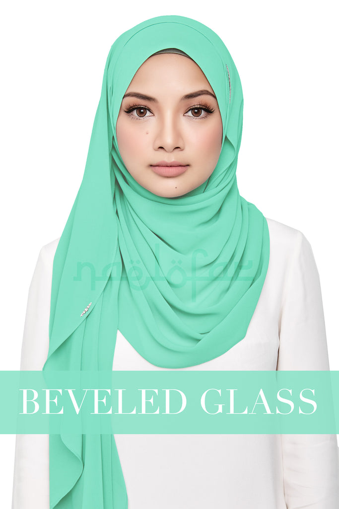 SAYANG LOVE - BEVELED GLASS