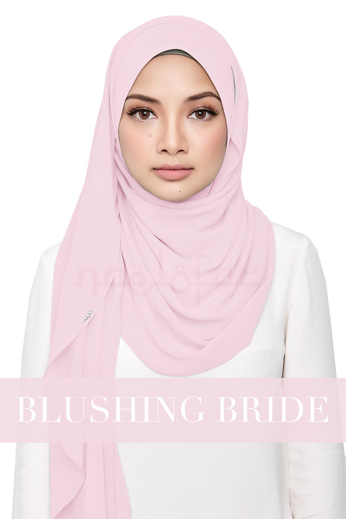 SAYANG LOVE - BLUSHING BRIDE