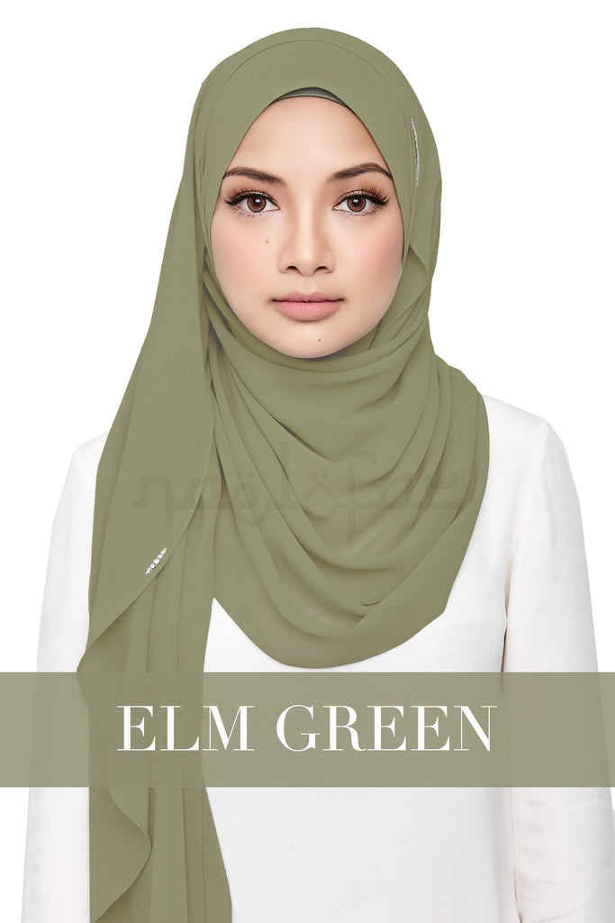 SAYANG LOVE - ELM GREEN