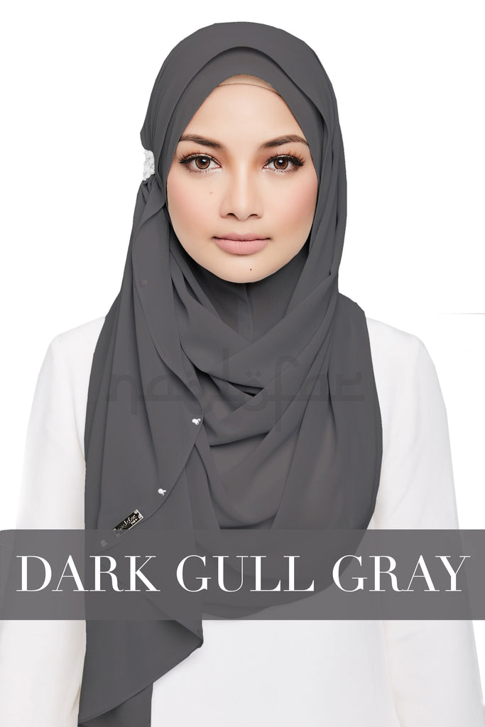 SOULMATE - DARK GULL GRAY