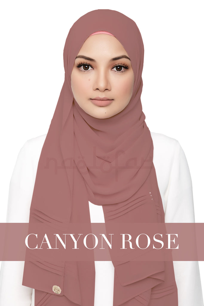 ZEHRA - CANYON ROSE